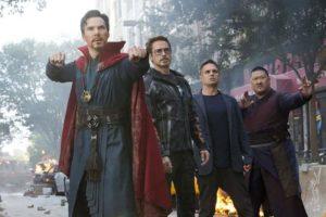 Avengers - Infinity War Szenenbild