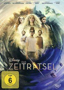 Das Zeitraetsel DVD Cover
