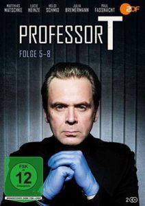 Professor T - Folge 5-8 DVD Cover