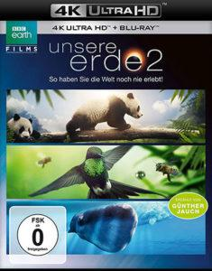 Unsere Erde 2 4k UHD Review Cover