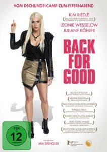 Back for Good DVD