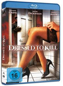 Dressed to kill Blu-ray Review Cover