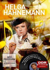 Helga Hanemann und ihre Lieder DVD