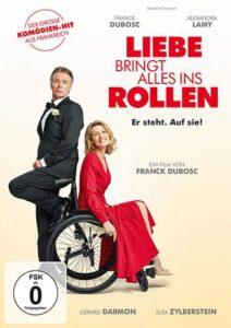 Liebe Bringt alles ins Rollen DVD Cover
