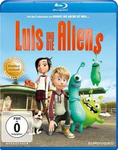 Luis und die Aliens Blu-ray
