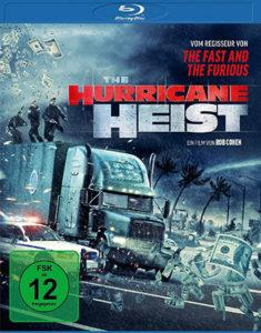 The Hurricane Heist Blu-ray Cover