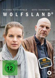 Wolfsland DVD Cover
