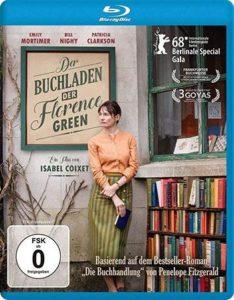 Der Buchladen von Florence Green Blu-ray Cover