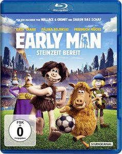 Early Man Steinzeit bereit Blu-ray Cover