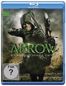 Arrow - Staffel 6 blu-ray