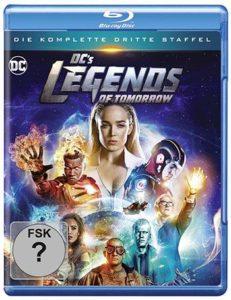 dc legends of tomorrow staffel 3 blu-ray