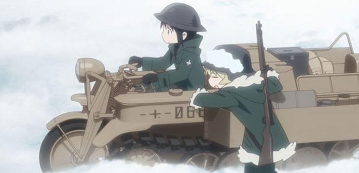 Girls last Tour Artikelbild