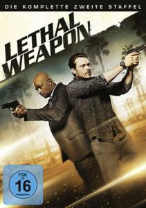 Lethal Weapon - Staffel 2