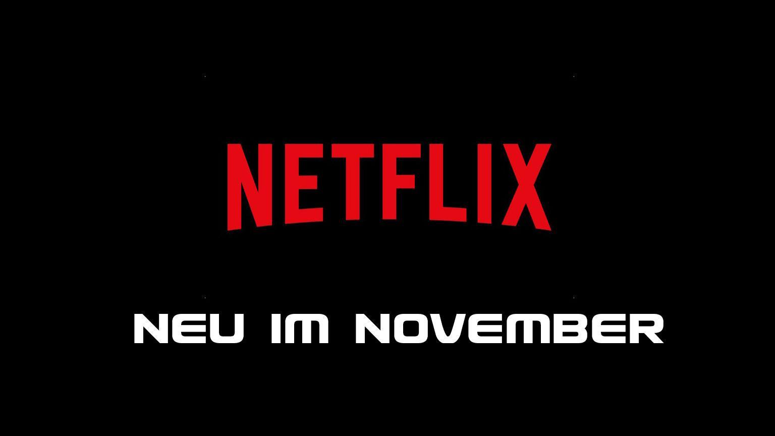 Netflix Neu Im November