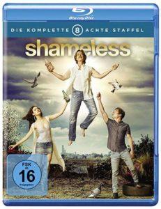 Shameless - Staffel 8 blu-ray