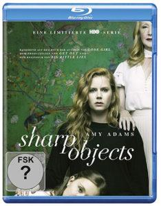 Sharp Objects - Staffel 1 blu-ray