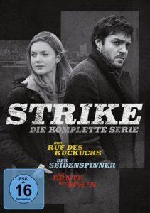 Strike: Die komplette Serie DVD