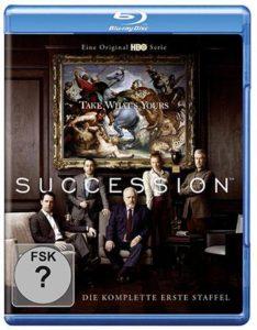 Succession - Staffel 1 blu-ray