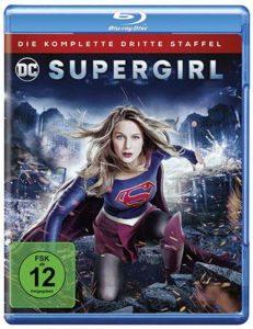 Supergirl staffel 3 Blu-ray