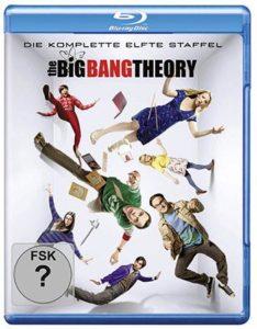 The Big Bang Theory - Staffel 11 blu-ray