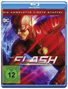 The Flash - Staffel 4 blu-ray