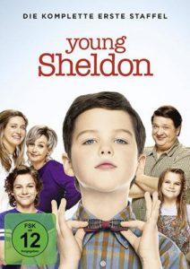 young sheldon staffel 1 DVD