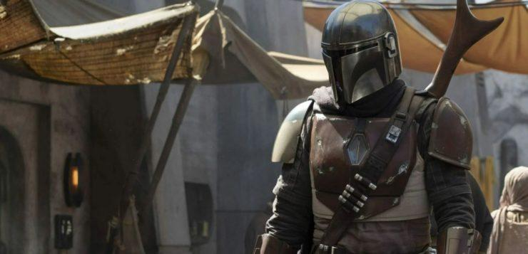 Star Wars The Mandalorian 2019