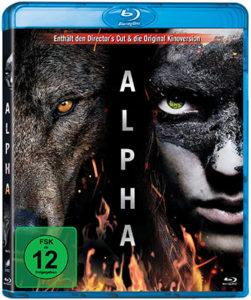 Alpha Blu-ray Cover