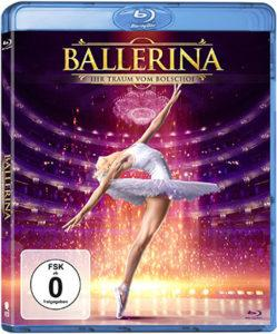 Ballerina - Ihr Traum vom Bolschoi Blu-ray Cover