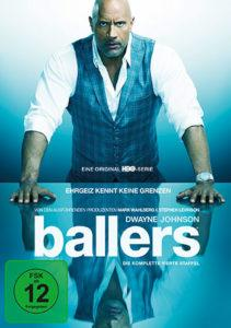 Ballers Staffel 4 DVD Cover