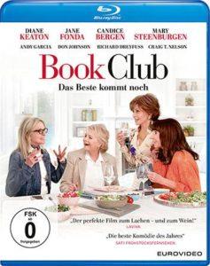 book club das beste kommt noch Blu-ray Cover
