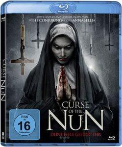 Curse of the Nun - Deine Seele gehört ihr Blu-ray Cover