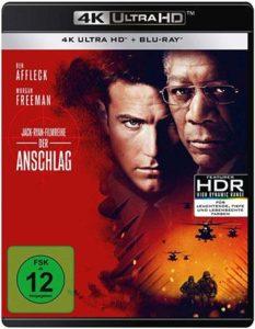 Der Anschlag 4K UHD Review Cover