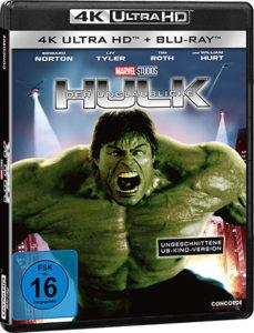 Der unglaubliche Hulk 4K UHD review Cover