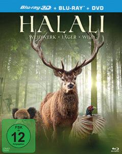 Halali Blu-ray Cover