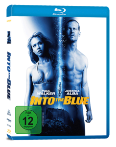 Into the Blue Blu-ray Review Cover