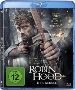 Robin Hood - Der Rebell Blu-ray Cover