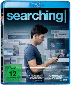 Searching Blu-ray Cover