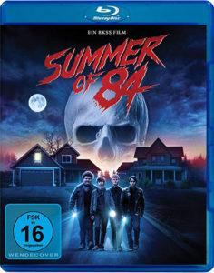 Summer of 84 Blu-ray Review Cover