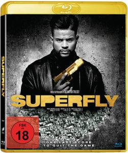 Superfly Blu-ray Cover