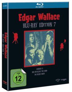 Blu-ray Edgar Wallace Edition 7