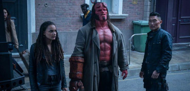 Hellboy - Call of Darkness Film 2019