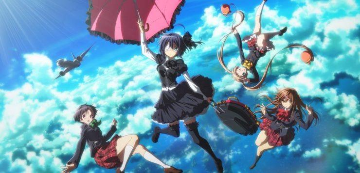 Love, Chunibyo & Other Delusions! Take on Me Anime 2019