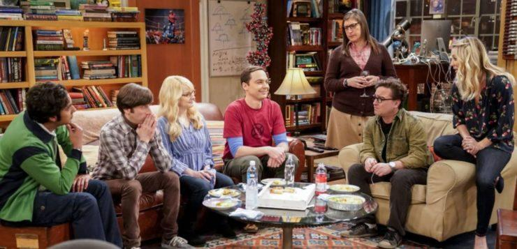 The Big Bang Theory 12. Staffel