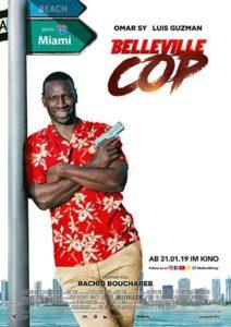 Belleville Cop Kino Plakat