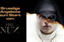 Amazon gruselige Angebote zum Start The NUN