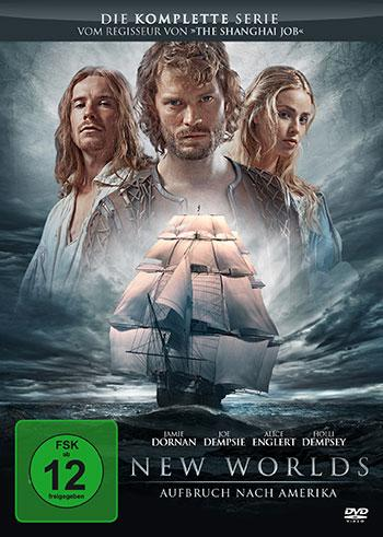 New Worlds DVD Review Cover