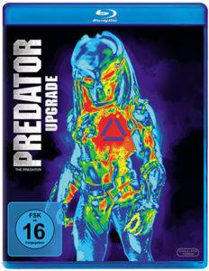 Predator Upgrade Blu-ray Review Cover
