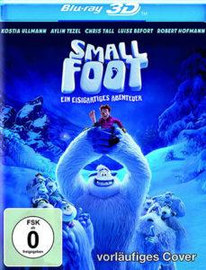 Smallfoot: Ein eisigartiges Abenteuer Blu-ray Cover