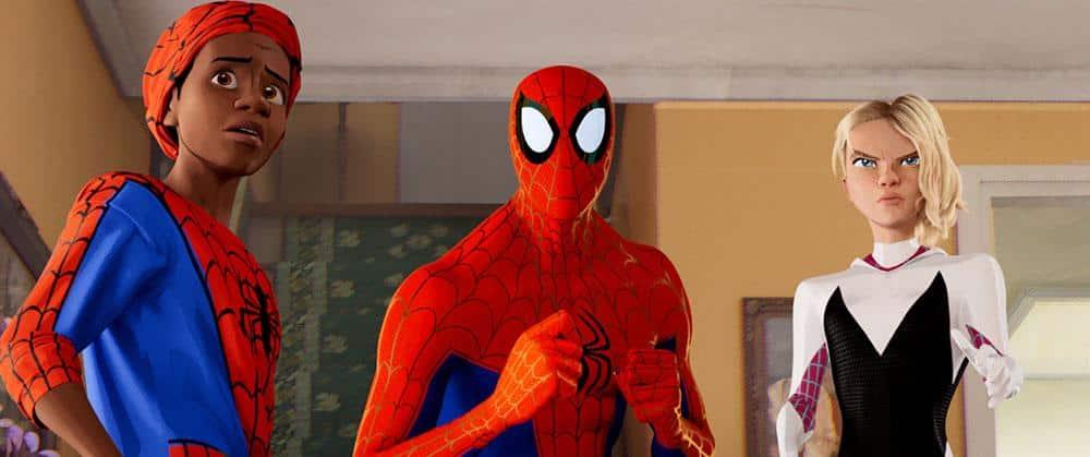 Spider-Man A new universe Kino Review Szenenbild